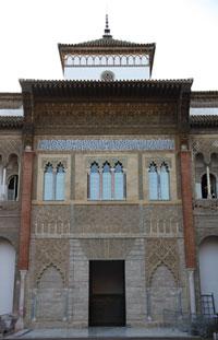 mt_ignore:Fachada del Alcázar de Sevilla