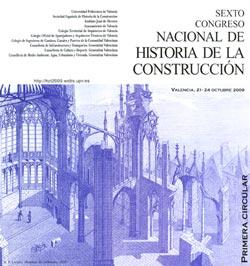 Sexto Congreso Nacional de Historia de la Construcción