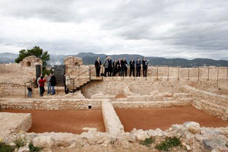 Visita Final 1ª Fase Alcazaba Onda