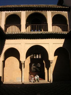 Palacio nazarí de Dar al-Horra [Foto: A. Pérez]