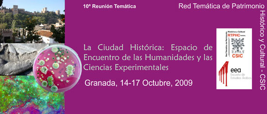 mt_ignore:10ª Reunión de la Red de Patrimonio Histórico y Cultural del CSIC