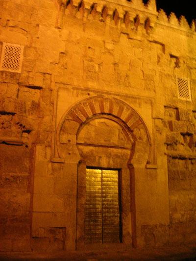 Puerta de los Visires, Mezquita de Córdoba (foto: A. Pérez)