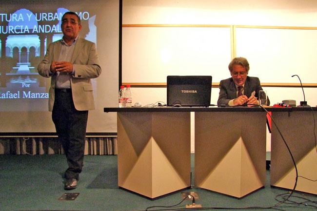 Presentación realizada por Julio Navarro