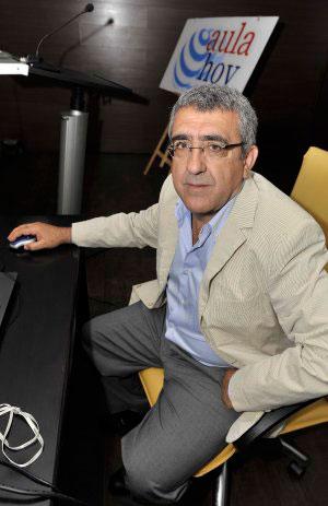 Julio Navarro [JV Arnelas - Diario HOY]