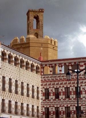 Plaza Alta de Badajoz [Foto: A. Pérez]