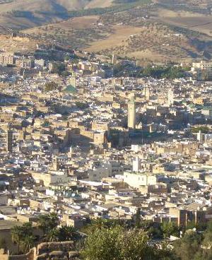 Vista de la Medina de Fez (Marruecos) [Foto: Europa Press]
