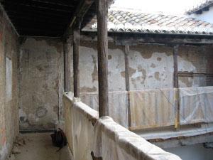 mt_ignore:Casa morisca del barrio granadino del Albayzín