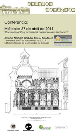 Conferencia de Antonio Almagro