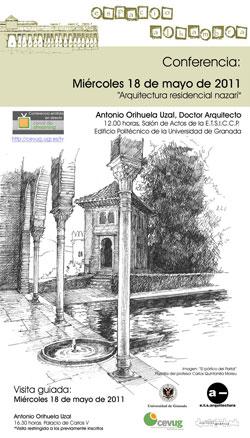Conferencia de Antonio Orihuela