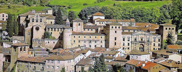 Monasterio de San Salvador de Oña (Burgos)