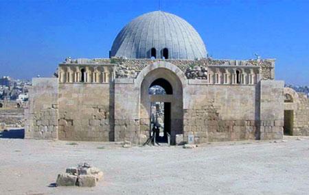 Alcázar Omeya de Ammán (Jordania) [Antonio Almagro]