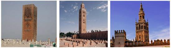 Rabat, Marrakech y Sevilla