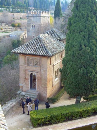 Oratorio del Partal en la Alhambra [Alejandro Pérez]