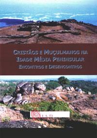 Portada libro Cristãos e Muçulmanos na Idade Media peninsular