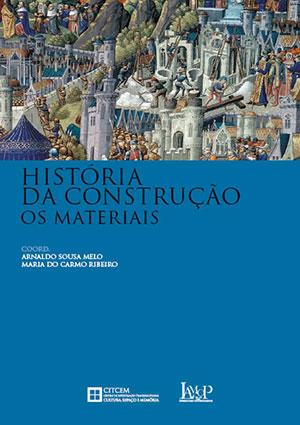 História da construção, os materiais