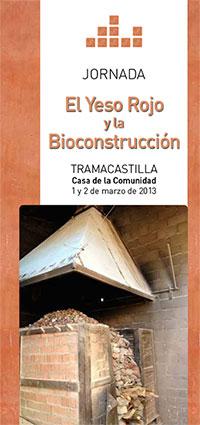 Jornada El Yeso Rojo y la Bioconstrucción