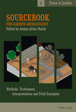 SOURCEBOOK FOR GARDEN ARCHAEOLOGY