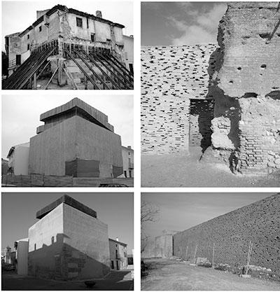 Edificios restaurados