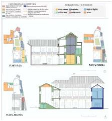 Casa de la Cuesta de Santa Inés nº5. Estudio cronológico y programa funcional de intervención sobre la vivienda