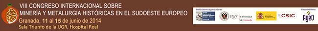 OCTAVO CONGRESO INTERNACIONAL SOBRE MINERÍA Y METALURGIA ANTIGUAS EN EL SUDOESTE EUROPEO