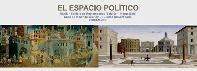 """Simposio """"El Espacio Político"""""""