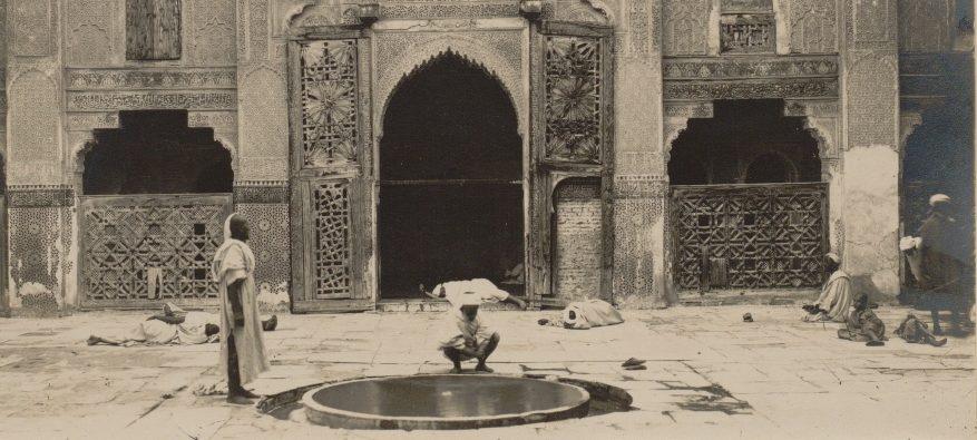 Digitalización de Fotografías del Archivo de la EEA: 1886-1950
