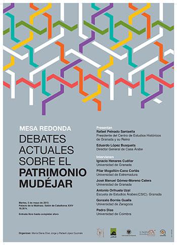 Cartel Debates Actuales