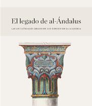 Portada del catálogo de la exposición: El legado de al-Andalus