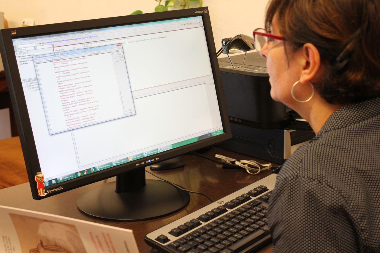 Biblioteca Virtual y Recursos electrónicos
