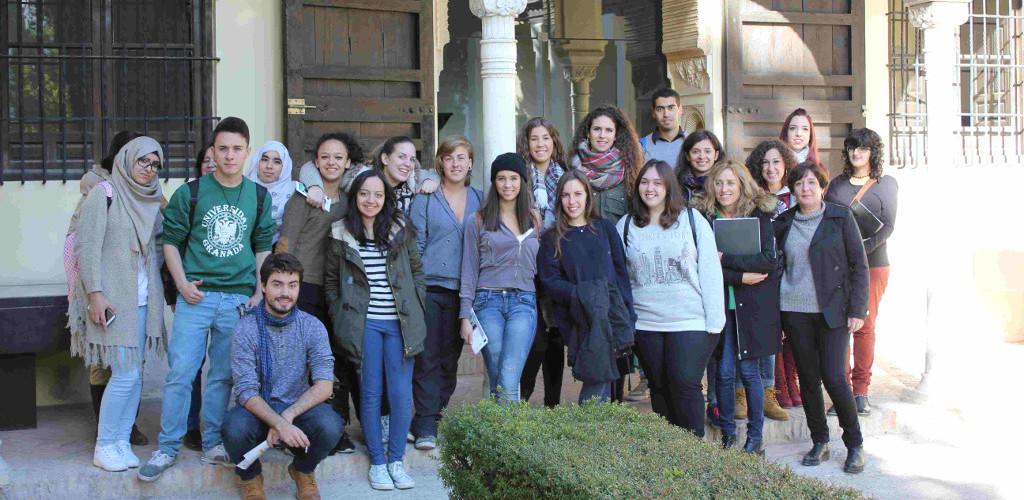 Visita de Estudiantes de Estudios Árabes