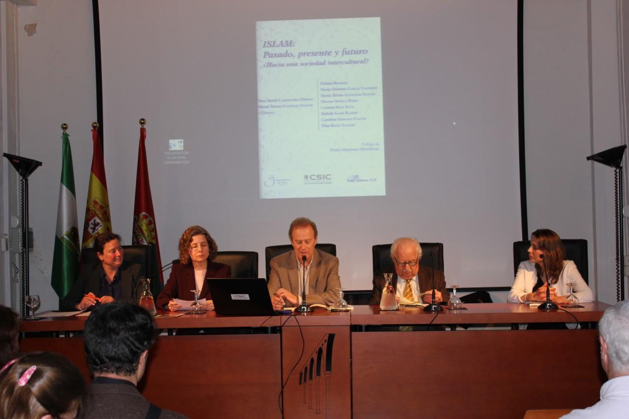 Presentación del libro: ISLAM: Pasado, presente y futuro ¿Hacia una sociedad intercultural?