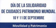 Día de la Solidaridad de las Ciudades Patrimonio Mundial