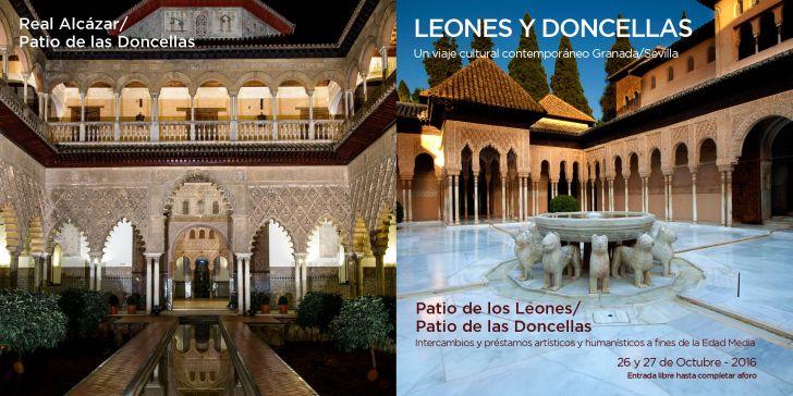 """El Dr. Antonio Almagro participa en """"Leones y Doncellas, Un viaje cultural contemporáneo Granada/Sevilla"""""""