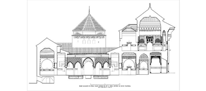 """El Dr. Antonio Almagro publica un nuevo artículo sobre """"La planta alta del palacio de Pedro I en el Alcázar de Sevilla"""""""