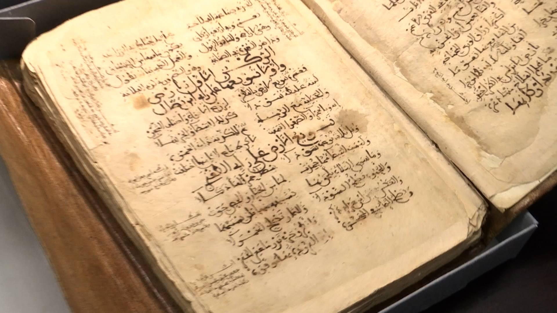 """La Escuela de Estudios Árabes y su biblioteca en el programa """"75 minutos"""" de Canal Sur TV"""