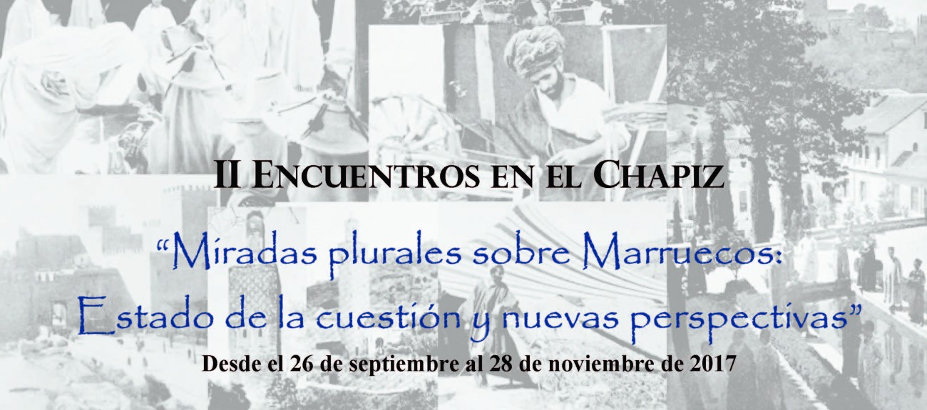 "Martes 24 de Octubre. Dr. Juan Pablo Arias Torres: ""Truchimanes en la Casa del Chapiz""."
