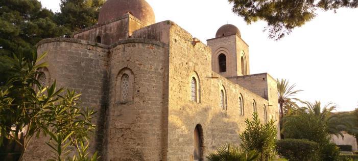 Arqueología de las primeras iglesias normandas en Sicilia: San Giovanni dei Lebbrosi (Palermo, Sicilia)