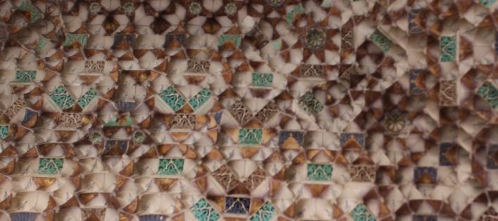 Seminario: Arquitectura saadí. Marruecos siglos XVI-XVII