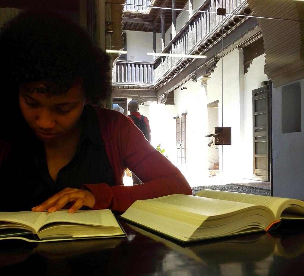 Una biblioteca para la investigación en estudios árabes