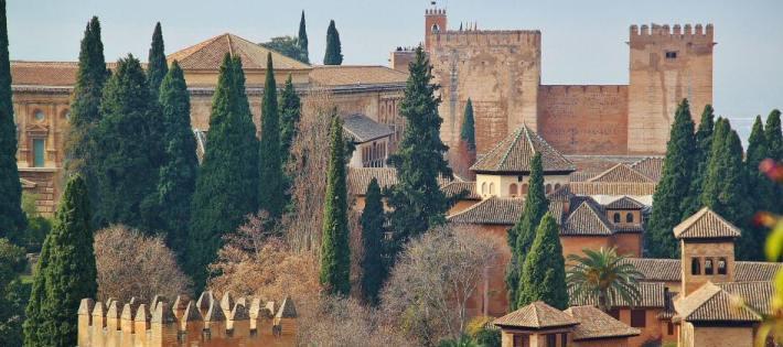 """El Dr. Antonio Almagro (EEA, CSIC, LAAC) participa en el Seminario """"Ciencia y Tecnología en la Restauración de la materialidad: El caso de la Alhambra"""""""