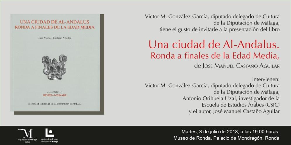 El Dr. Antonio Orihuela, miembro del G.I. LAAC (EEA, CSIC), participa en la presentación del libro