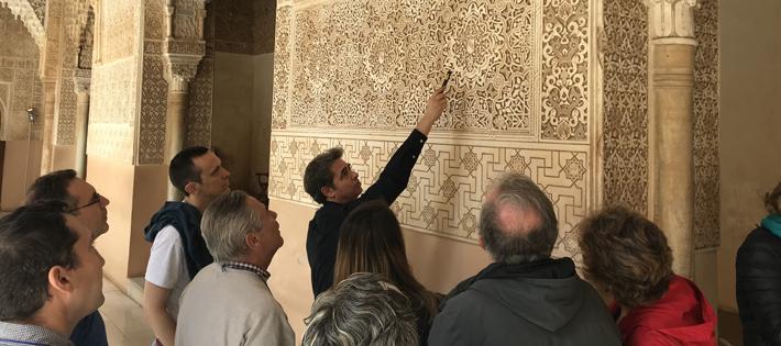 epigrafía de la Alhambra