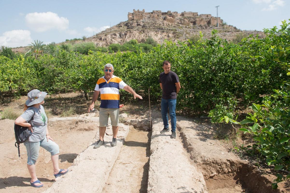El Dr. Julio Navarro, miembro del LAAC (EEA, CSIC) en la prensa local de Murcia