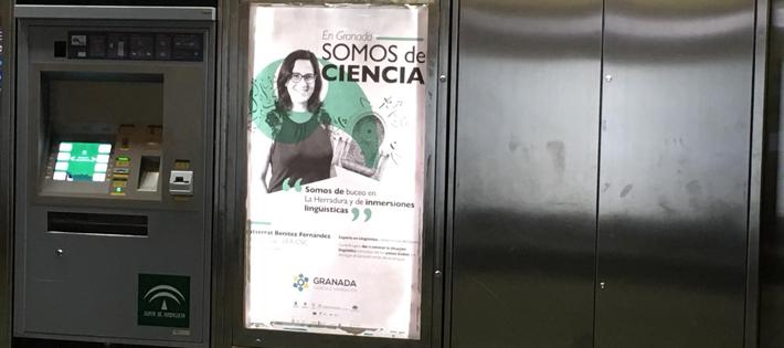 """Presentación de la Campaña """"En Granada…somos de ciencia"""""""
