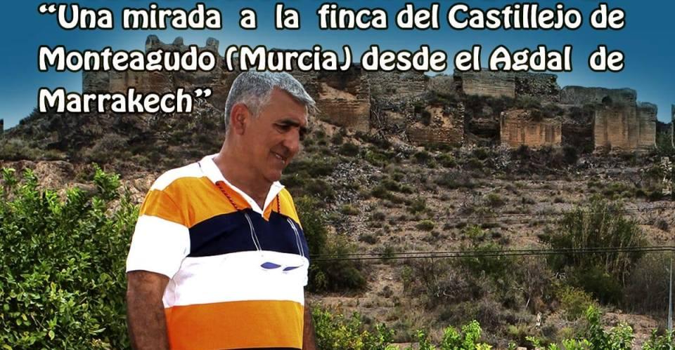 Conferencia del Dr. Julio Navarro en Alcantarilla (Murcia)