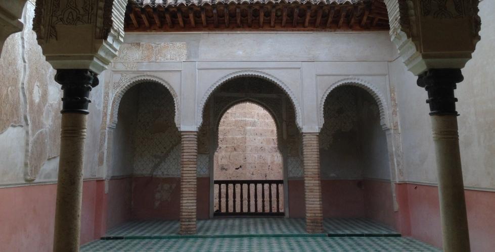 El Dr. Antonio Orihuela, miembro del LAAC (EEA, CSIC), inicia el nuevo ciclo de visitas guiadas a la Alhambra