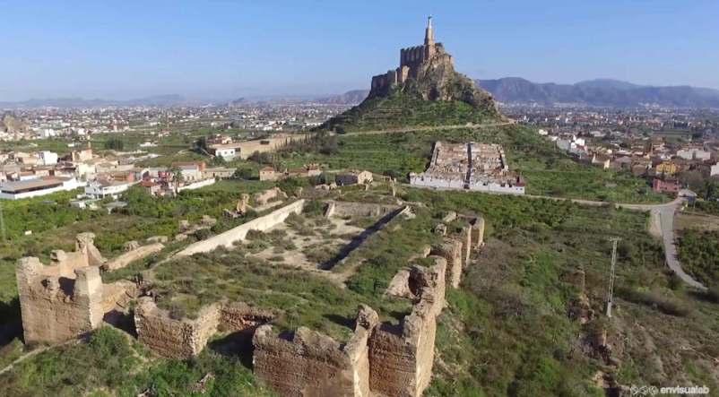 """Conferencia del Dr. Julio Navarro, miembro del LAAC (EEA,CSIC): """"El Castillejo de Monteagudo en el contexto de las grandes fincas de recreo del siglo XII"""""""