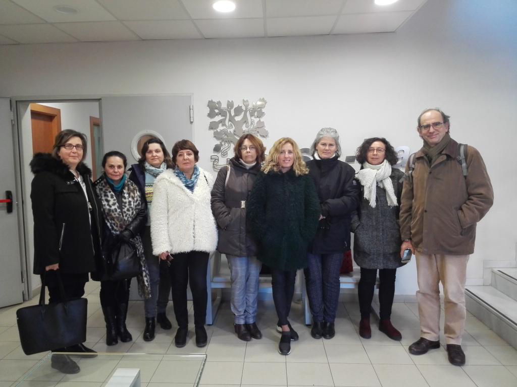 Reunión de bibliotecas del CSIC. Andalucía oriental