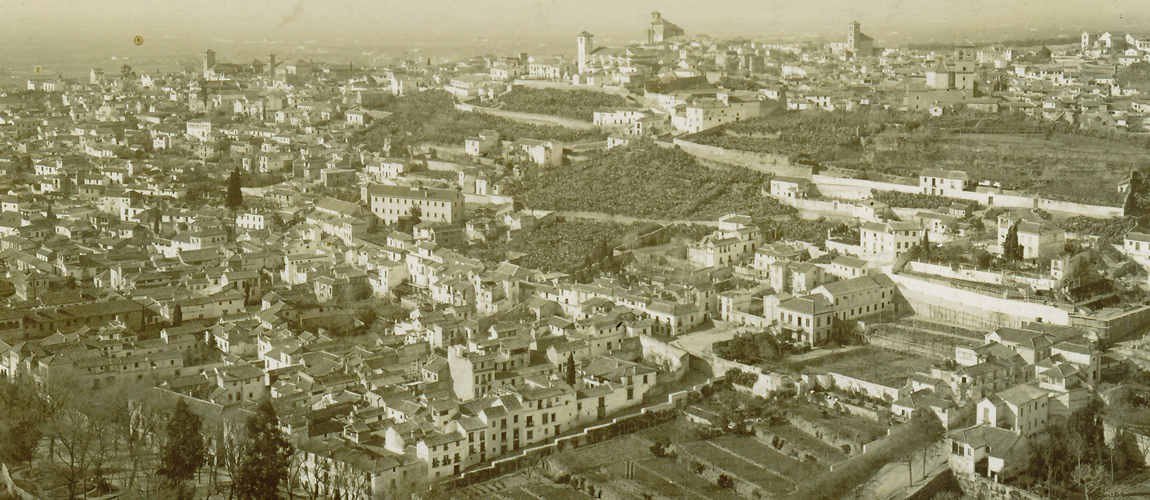 El Dr. Julio Navarro, miembro del LAAC (EEA, CSIC), ha dirigido un TFM sobre la evolución urbana del barrio de Axares, Granada