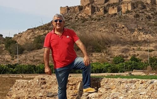 El Dr. Julio Navarro, miembro del LAAC (EEA, CSIC), ha sido galardonado con la medalla de plata de la Asociación Española de Amigos de los Castillos